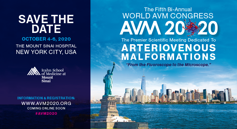 5th World AVM Congress, New York