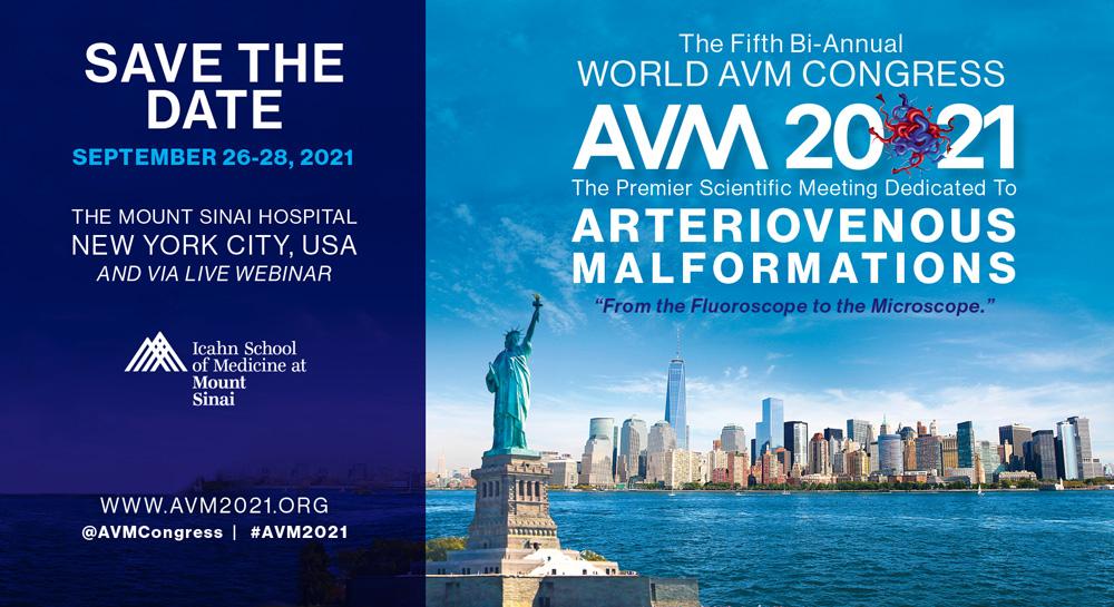 5th World AVM Congress, New York