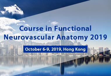 Course in Functional Neurovascular Anatomy 2019, Hong Kong