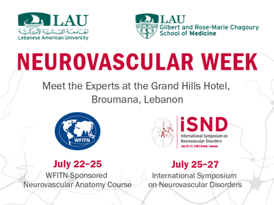 Neurovascular week