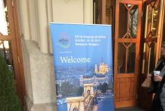 WFITN Congress, Budapest 2017